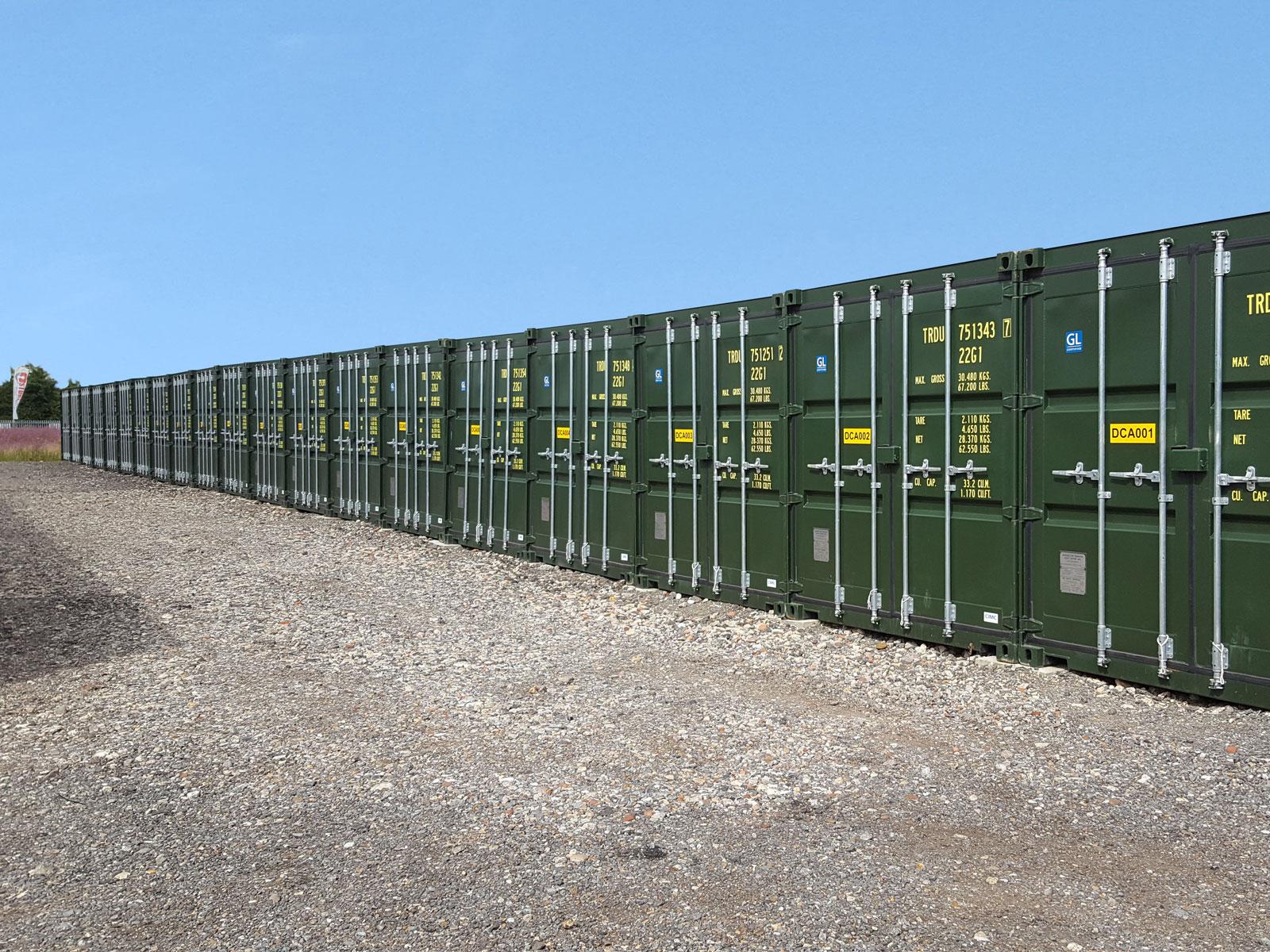 Self Storage East Anglia